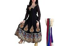 Traditional Pakistani Indian dress suit shalwar kameez Saree stitching services based in Ilford