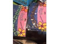 Joblot of girls belts x22