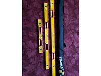 New stabila 196-2 level set