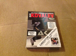 2 DVD Alex  KOVALEV