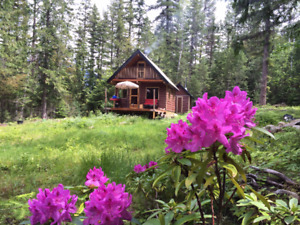 Wilderness Retreat for Sale in Nelson BC