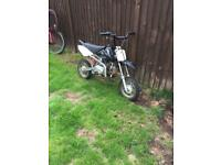 Pit bike 110cc semi automatic