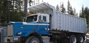 1998 Kenworth C500 Dump Truck