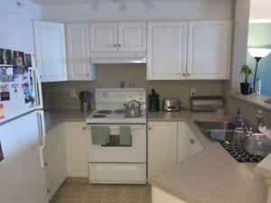 Short Term: Wonderful 2 BDRM 3rd Floor Apartment, Util. Included