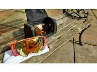 Oakley airbrake snowboarding goggles