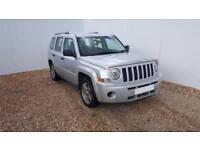 2008 08 JEEP PATRIOT 2.4 SPORT 5D 168 BHP