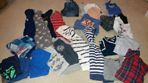 Boys 12 to 18 Month Fall/Winter Clothipng in GUC