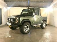2008 - Land Rover Defender 90 Pick Up 4x4 2.4L Puma, PX swap
