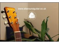 GUITAR LESSONS in Croydon, £20 for 60 minute lesson, free lessons available