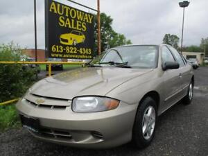 2005 Chevrolet Cavalier 2.2L // PERFECT STUDENT OR FIRST CAR//