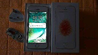 Apple iPhone SE, 16 GB, Rose Gold (Unlocked) like new
