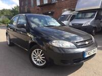 57 plate - Chevrolet LACETTI - 5 Door - one year mot - 1.6 petrol - good runner