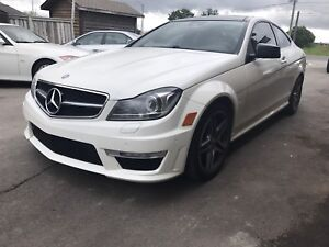 2013 Mercedes c63 performance package