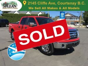 2009 Ford F-150 XLT 4x4 XTR Package Backup Camera