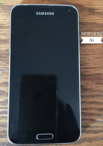 SAMSUNG S5 CELL PHONE UNLOCKED AND EXPANDABLE