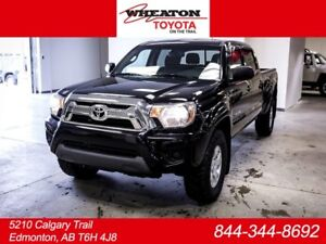 2014 Toyota Tacoma Touch Screen, Back Up Camera, Alloy Rims, Blu