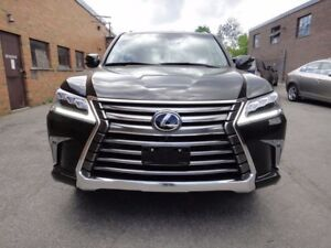 2017 Lexus LX 570 TOP OF THE LINE 44 KM