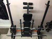 Home weights pack