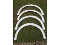 V W T4 Wheel Arches