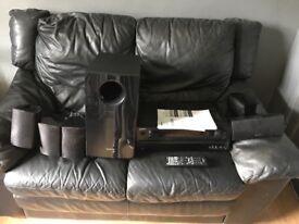 Onkyo TX-NR509 5.1 surround sound system