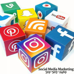Affordable Social Media Marketing/Management