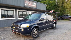 2005 Chevrolet UPLANDER CERTIFIED ETESTED ONLY  $2499+taxes