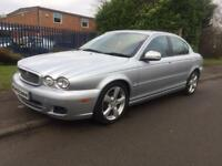 "09 Jaguar X Type 2.2 Diesel FSH Long MoT ""HURRICANE CAR & MOTORCYCLES"""