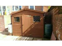Shed 6x8ft