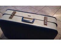 Vintage Vanguard Suitcase