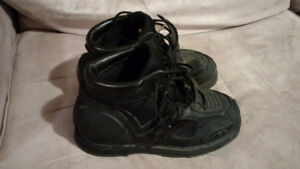 Icon Field Armor Chukka  Mens Motorcycle Boots size 10.5