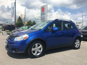 2012 Suzuki SX4 JLX ~Low Km ~All-Wheel Drive ~Heated Seats