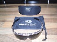 MOSSY OAK SUNGLASSES IN CASE see my other ads
