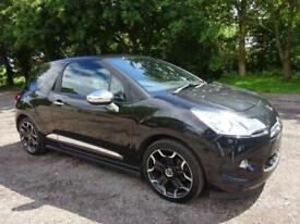 Citroen DS3 1.6 THP DSport Plus 3dr - Low Mileage