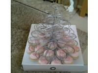 Brand new in box cupcake holder holds 36 cupcakes