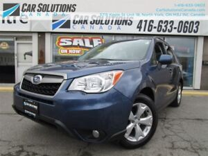 2014 Subaru Forester 2.5i Touring- SOLD