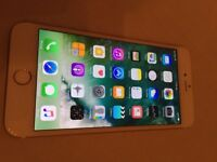 iPhone 6 Plus 16gb. Boxed.on o2, giffgaff and Tesco. Gold and white