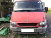 Ford tramsit 85t260