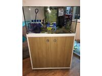 95L tank with equipment!