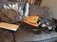 Bundle of Handbags for sale