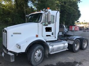 Kenworth 2008 Tractor Heavy Spec