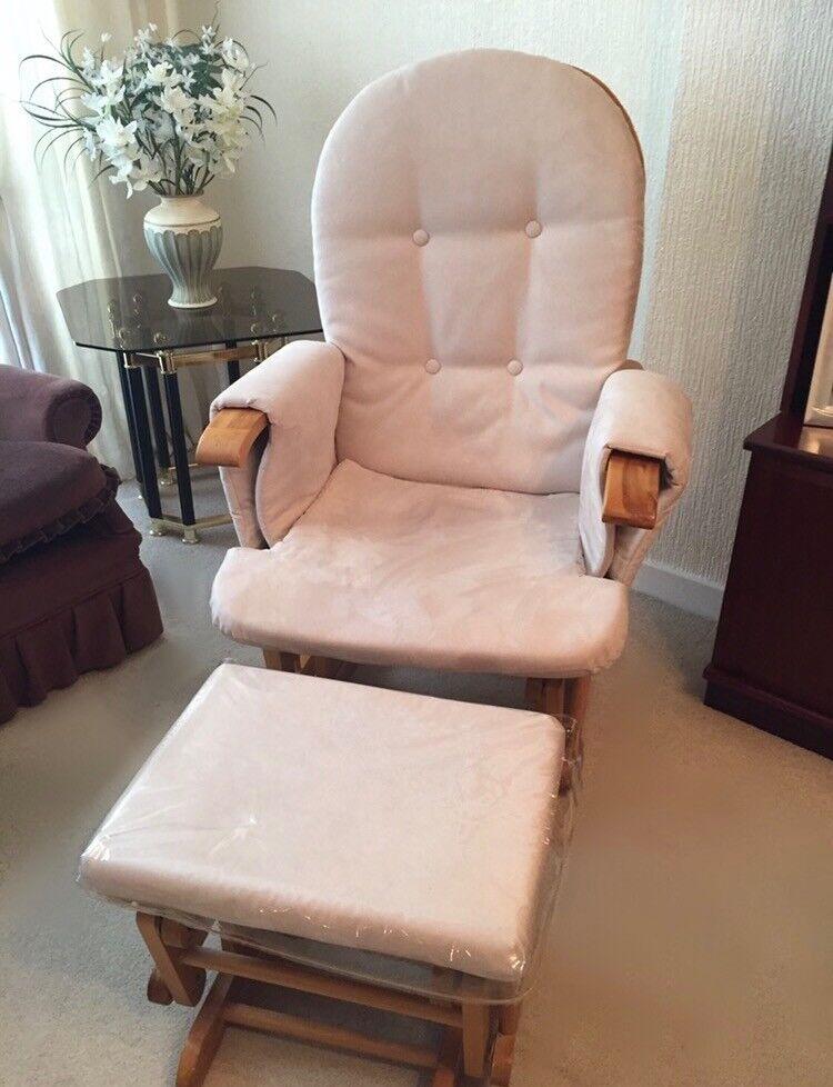 Reclining Glider / Nursing Chair