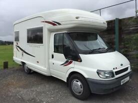2004 Auto Sleeper Pollensa Four Berth Motorhome