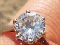 Beautiful 1.5CT Diamond Solitaire Ring