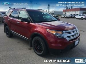 2014 Ford Explorer XLT  - Bluetooth -  SYNC - $195.42 B/W - Low