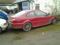 BMW 325 ci sport coupe