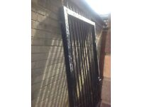 HEAVY DUTY SECURITY GATES & Fitting posts