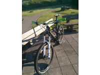 Nice full suspension Cannondale RIze /SWAP