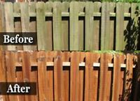 DECK / FENCE WASH, WASHING, STAIN, STAINING, REPAIRS