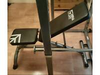Mirafit Flat/Incline Bench