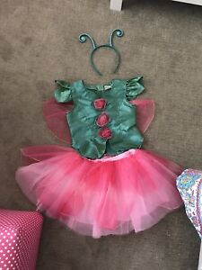 Rose Halloween costume, worn once